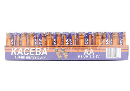 Kaceba Kaceba AA Battery 60 Pack
