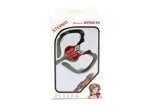 Earphones- Actrail for Sports (SF-A05 or SF-878)