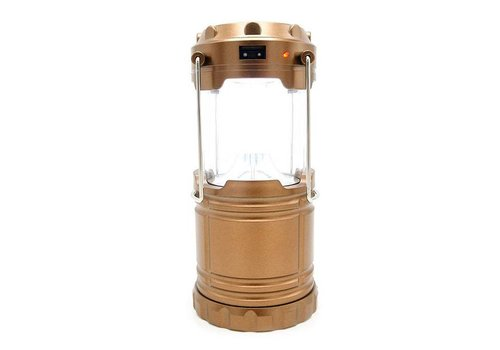 "Rechargeable Camping Lantern 8"" LED (G-85)"