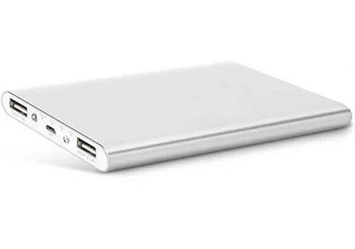 Power Bank 8000mah (Slim Metal)