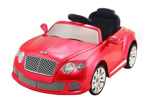 Remote-Controlled Car for Kids- Bentley GTC, Dual Motors, 12V