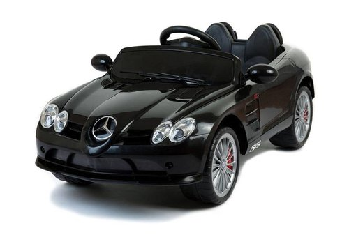 Remote-Controlled Car for Kids- Benz SLS (QX-7997) (Black)