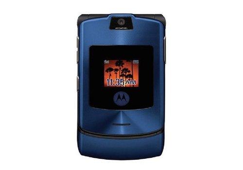 Motorola Motorola RAZR Flip Phone (V3i) (New)
