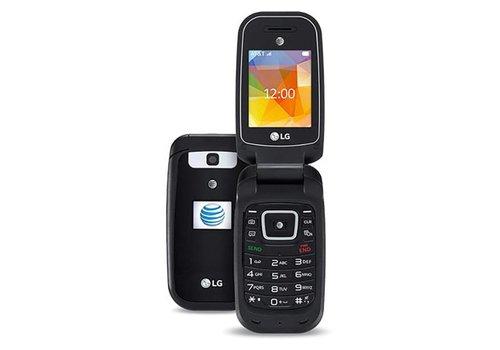 LG B470 Flip Phone (AT&T) (New)