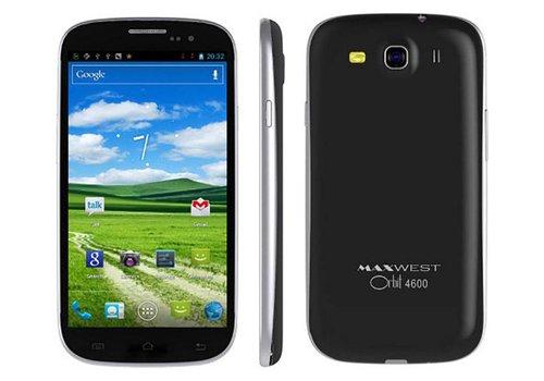 Maxwest MAXWEST Orbit - 4600, 3G/4G  ( 4.7 inch LCD) (New)