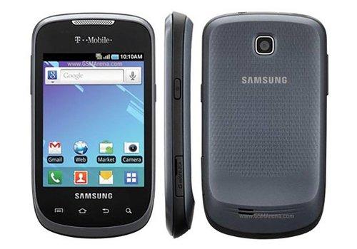 T-Mobile Phone (No Plan) - Samsung Dart T499