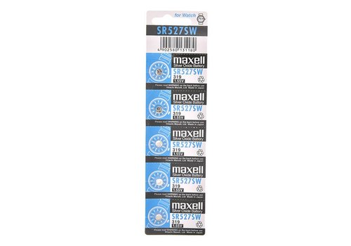 Maxell Maxell Lithium Battery SR-527SW (319)