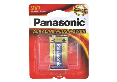 Panasonic Panasonic Heavy Duty 9V Battery