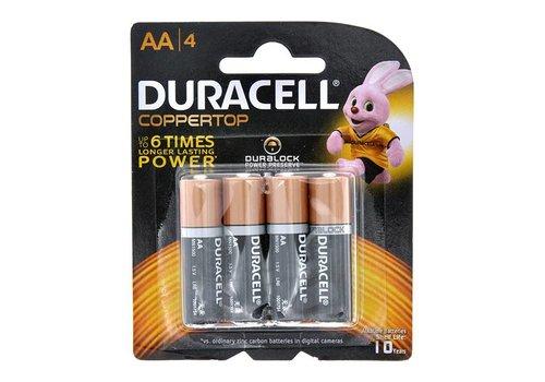 Duracell Duracell AA X 4 Battery