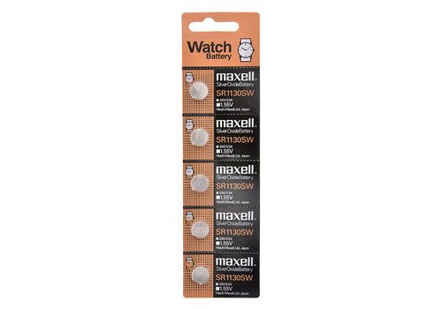 Maxell Maxell Lithium Battery SR-1130SW (390)