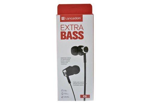 Langsdom Earphones- Langsdon Extra Bass (R30)