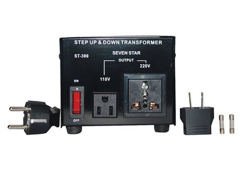 Seven Star Seven Star Step Up & Down Transformer (ST-300U/D)