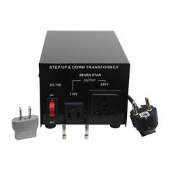 Seven Star Step Up & Down Transformer (ST-750U/D)