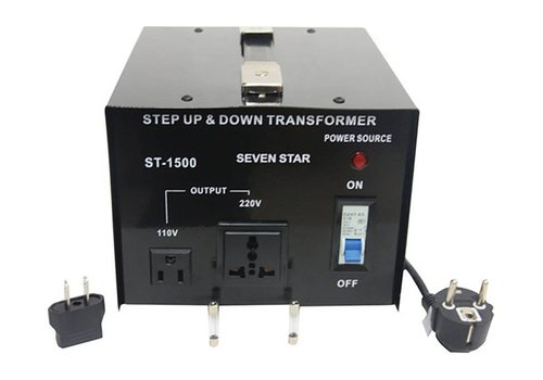 Seven Star Seven Star Step Up & Down Transformer (ST-1500U/D)