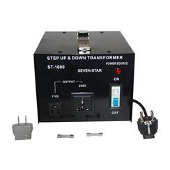Seven Star Step Up & Down Transformer (ST-1000U/D)