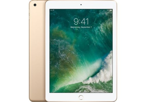 Apple Apple iPad 5th GEN 32GB (4G A Grade Pre - Owned ) - Gold