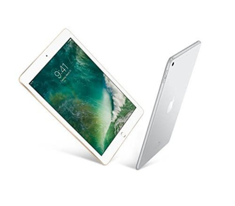 Apple iPad 2017 Model (WiFi Only, 32GB) - Silver (NEW)