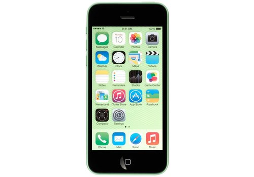 Apple Apple iPhone 5C - 16GB, Green (RB) - A Stock