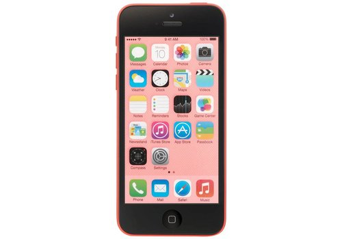 Apple Apple iPhone 5C - 8GB, Pink - RB - B Stock