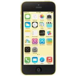 Apple iPhone 5C - CW Stock - 8GB, Yellow (RB)