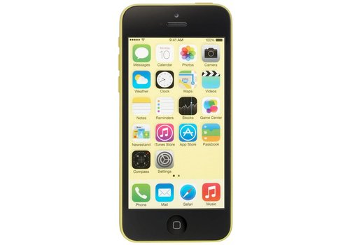 Apple Apple iPhone 5C - 16GB, Yellow - RB - B Stock