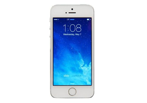 Apple Apple iPhone 5S - CW Stock - 32GB, Silver (RB) (CW)