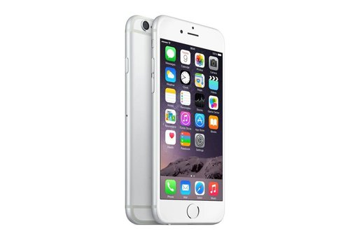 Apple Apple iPhone 6 - CW Stock - 16GB, Silver, RB