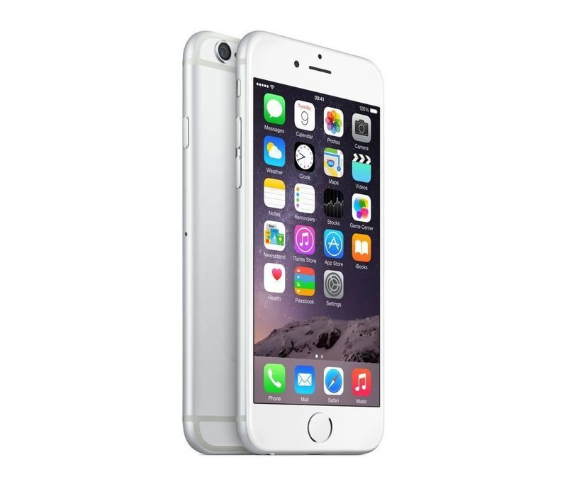 Apple iPhone 6 - CW Stock - 16GB, Silver, RB