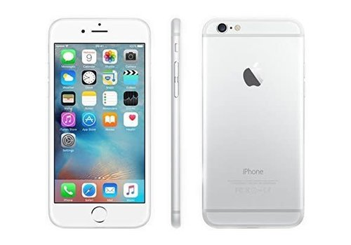 Apple Apple iPhone 6S Plus - 128GB, Silver (RB) - Certified Pre Owned, CPO