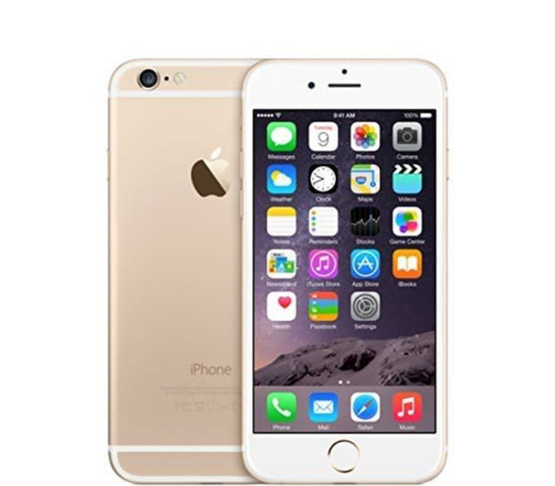 Apple iPhone 6S - 16GB, Gold (New)
