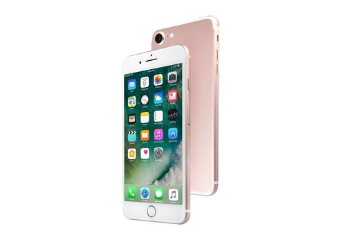 Apple Apple iPhone 7 - 32GB, Rose Gold  - CW Stock - RB