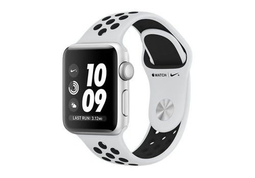 Apple Apple Watch Nike+ 42mm - Silver