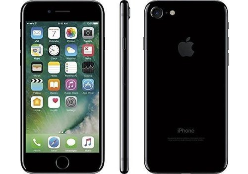 Apple iPhone 7 Plus - 256GB, Jet Black (New)