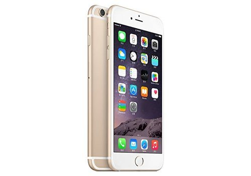 Apple Apple iPhone 6 Plus - CW Stock - 16GB, Gold, RB