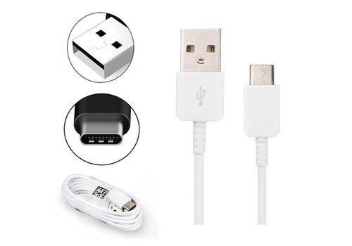 Original 3ft Type-C Cable - Samsung S8 (White Box)