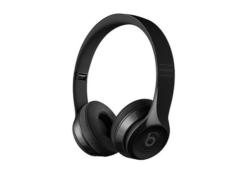 Beats by Dre Beats Solo 3 Wireless Headphones Gloss Black