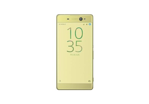 Sony Xperia - 16GB, Lime Gold