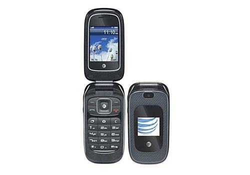 ZTE Z222 Flip Phone (H20) (New)