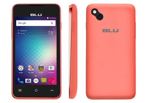 Blu BLU Advance 4.0 L2 (Pink) (New)