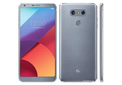 LG LG G6 Phone - 64GB, Platinum (New)