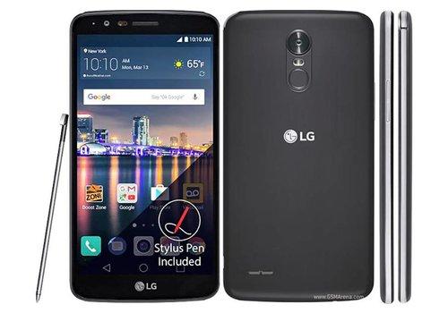 LG LG Stylus 3 - CW Stock, Black (RB)