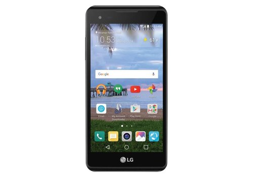 Simple Mobile $40 Plan Sim + LG X Style Phone