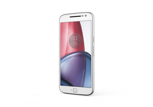 Motorola Motorola Moto G4 Plus - 16GB, White (New)