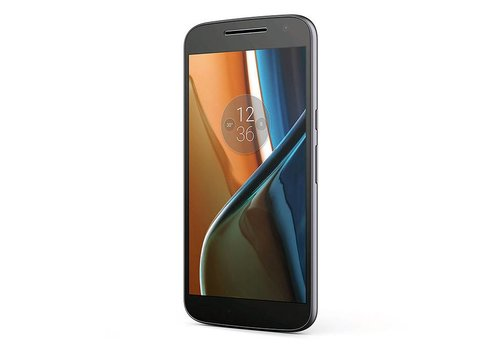 Motorola Motorola Moto G4 - 16GB, Black (New)