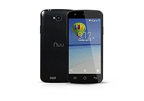 NUU NUU NU2S (Black) (New)