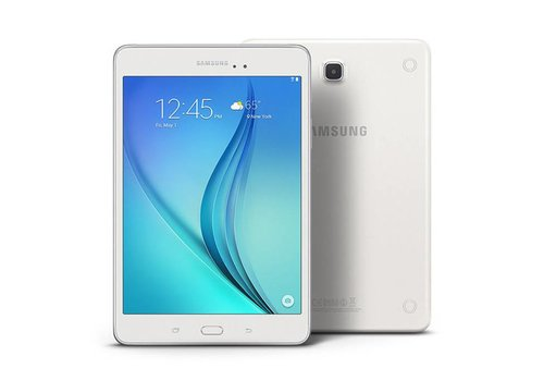 "Samsung Samsung Galaxy Tab A- 8.0"", 16GB, Wi-Fi ( Pouch Included)"