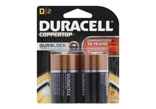 Duracell Duracell D2