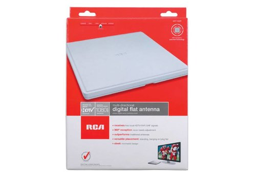 RCA RCA Passive Multi-directional Digital Flat Antenna (ANT1400)