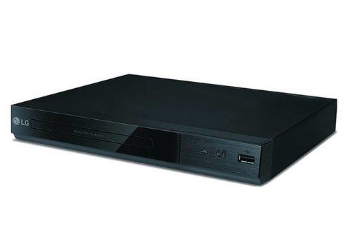 LG LG Multi Format DVD Player (DP132)