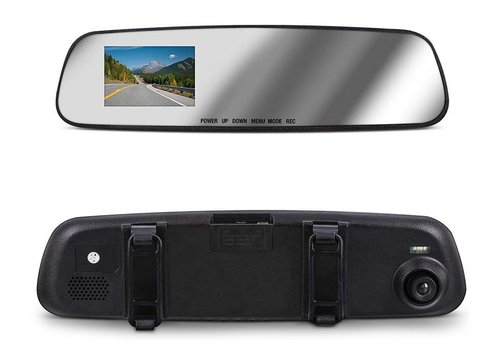 Aduro Aduro MirrorCam Rear View Mirror Video Camcorder